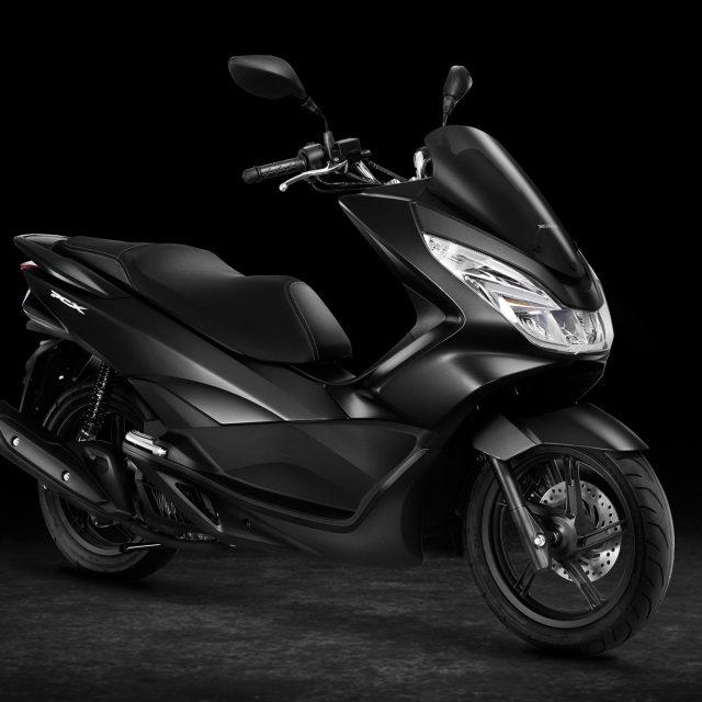 Honda PCX Black