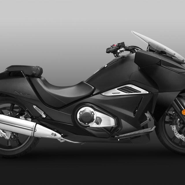 Honda Big Bike NM4