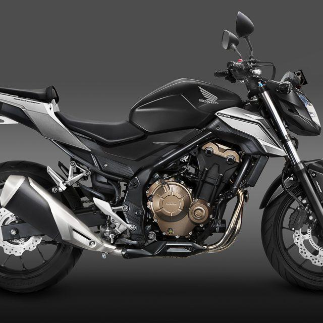 Honda Big Bike CB 500F