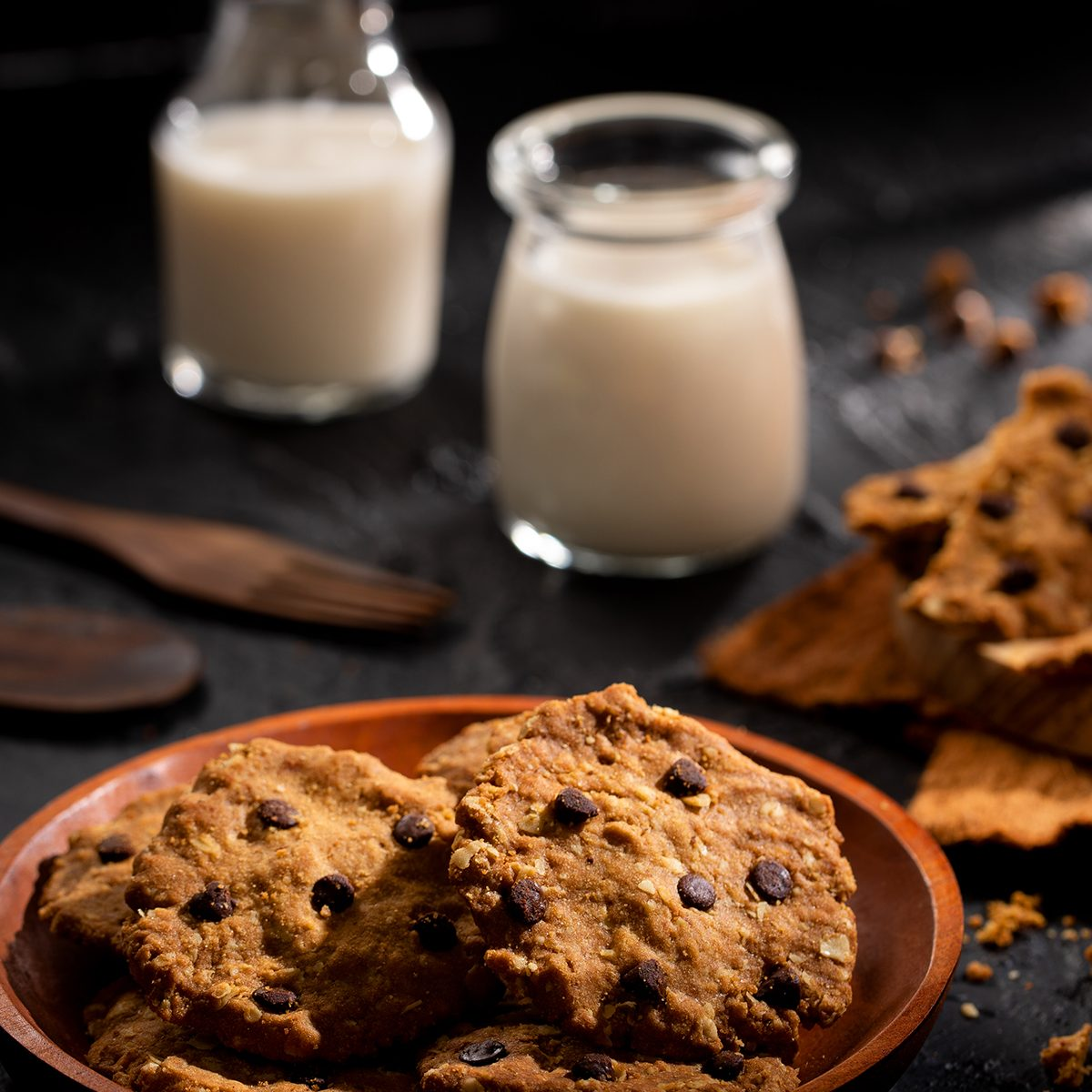Chocolate Chip Cookies (Jakarta Food Photographer)